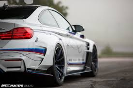 bmw m4 widebody a new kind of purist bulletproof u0027s bmw m4 speedhunters