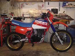 honda xlr honda xl 350 with a flat track look vintage enduros pinterest