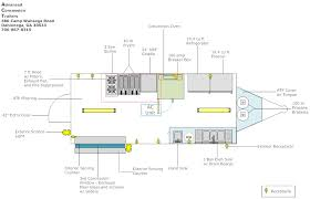 floor plan layouts floor layouts advanced concession trailers