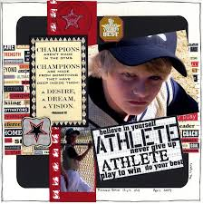 sports photo albums 570 best sports scrapbooks images on baseball