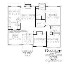 santa fe style house plans santa fe house plan house plans by garrell associates inc