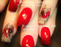 robin moses nail art january 2014