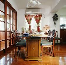 interior exterior plan dining room sliding door partition