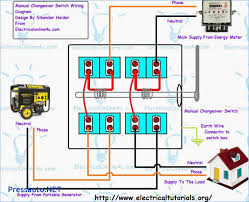 changeover contactor wiring diagram contactor download u2013 pressauto net