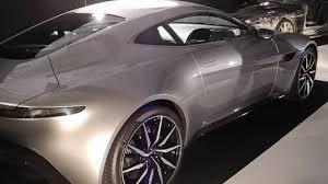 Aston Martin Db10 James Bond S Car From Spectre Aston Martin Db10 007 From Spectre James Bond Hd Youtube