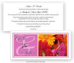 gerbera luxury wedding invitations u0026 stationery 1 59
