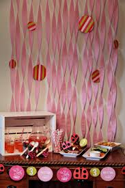 birthday room decoration ideas imanada 1st party archives pear