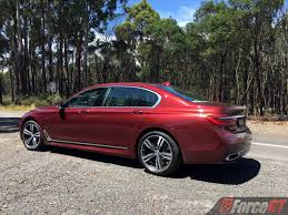 2017 bmw 7 series first drive review 750li forcegt com