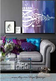 canva color palette ideas home decor oil painting canvas print colors white blue navy purple