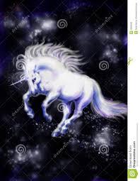 white unicorn 2 royalty free stock image image 4829536