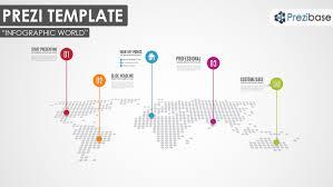 infographic world prezi template youtube