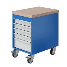bloc tiroirs bureau coffres et tiroirs pour établis et postes de travail professionnels