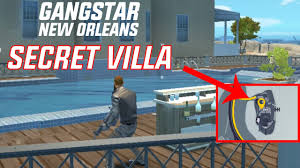 New Orleans Safety Map by Gangstar New Orleans Secret Villa Private Island Youtube