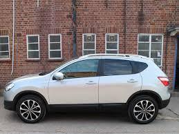 2013 nissan qashqai n tec dci manual diesel silver pan roof