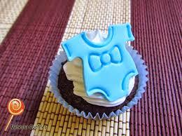 vanessa confites cupcake para baby shower