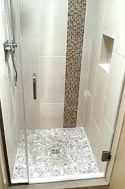 showers ideas small bathrooms small shower bathroom bathroom shower with glass panel small shower