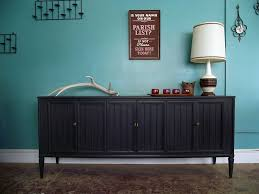 vintage black buffet sideboard u2014 new decoration romantic dining