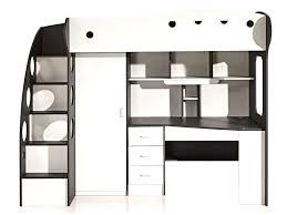 lit mezzanine ado avec bureau et rangement lit mezzanine ado avec bureau et rangement 8 combin en hauteur