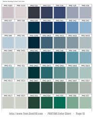 pantone color chart pms color my world pinterest pantone