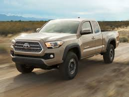 nissan titan vs toyota tacoma 2017 toyota tacoma deals prices incentives u0026 leases overview