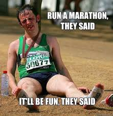 Funny Running Memes - things non runners say to annoy runners cross country pinterest