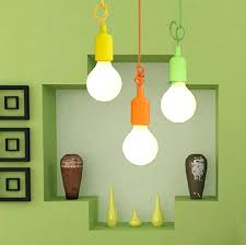 Pendant Light Cord Kit Pendant Cord Light Silicone Lamp Holder Pendant Light Pendant