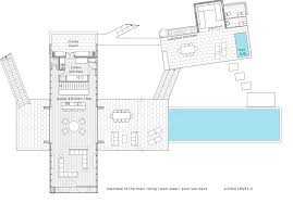 Pool Pavilion Plans Villacoulibri Located In Anse Chastenet St Lucia Plans
