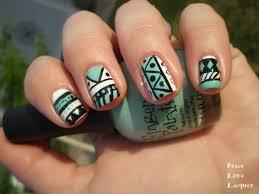 15 fun aztec nail designs