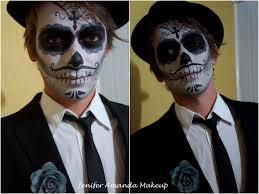kryolan halloween makeup make halloween caveira mexicana masculina image gallery hcpr