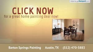 barton springs painting youtube