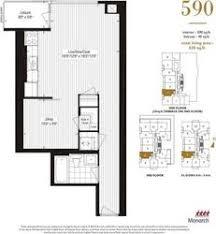 couture condo floor plans burano condos panada 1 bedroom plus den 608 sq ft burano condo