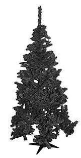 Black Christmas Tree Uk - pine christmas tree colour black amazon co uk kitchen u0026 home