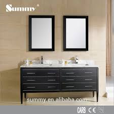 Bathroom Vanity And Cabinet Sets - lofty design real wood vanity bathroom the most solid wood