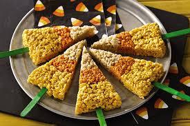 corn rice krispies treats on a stick kraft recipes
