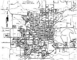 Mcminnville Oregon Map by Working With County Assessment Data
