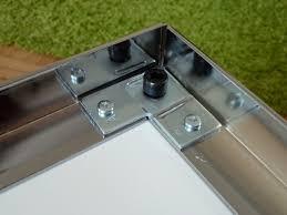 canap de sol passage de cable au sol free canal de sol aluminium x lgm with avec