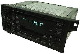 dodge durango stereo 1998 2000 dodge durango factory stereo cd player radio r 2069 8