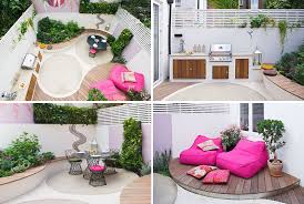 Backyard Space Ideas Backyard Landscaping Ideas This Small Patio Space Is Ready For A