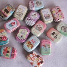 jewelry box favors 32pcs lot small sweet candy box wedding tin box wedding favors