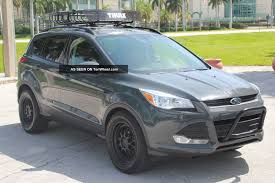 Ford Escape 2014 - thickest a t tires for 18 inchers on an sel 2013 2014 2015