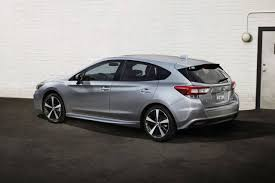 subaru honda 2018 subaru impreza hatchback pricing for sale edmunds