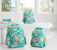 Pottery Barn Mackenzie Backpack Review Mackenzie Gray Hibiscus Backpack Pottery Barn Kids Class Of
