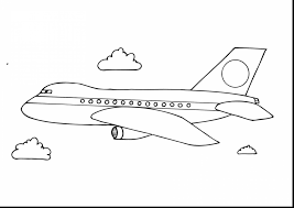 awesome planes coloring pages alphabrainsz net