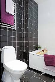 vintage black and white bathroom ideas white mounted toilet big wall mirror vintage black and white