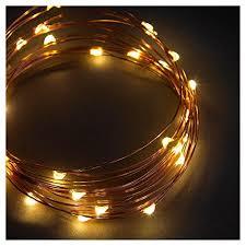 lighting lights 5m 50 led bulbs usb copper string led