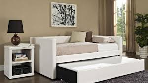 bedroom excellent full size daybed with pop up trundle daybeds