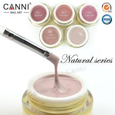 50951 free shipping thick builder gel nails pink canni 15ml finger