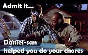 Karate Kid Meme - karate kid inspiration funny pictures quotes memes funny