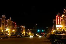 christmas lights wichita ks sunday snapshot christmas in downtown ottawa kansas diana