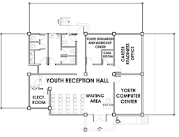 floor plans for help fund community centers in daraga philippines floor plan